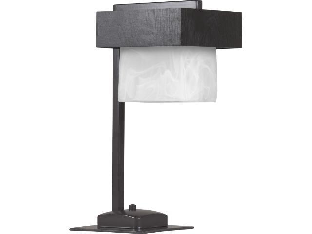 Lampa stołowa Malta wenge 1xE14 10206 Sigma