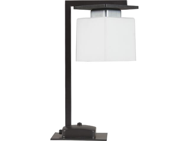 Lampa stołowa Astra wenge 1xE27 10308 Sigma