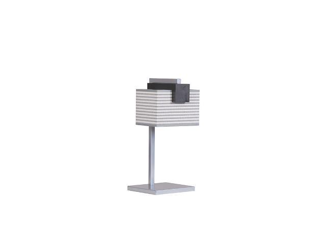 Lampa stołowa Jazz paski 1xE27 13018 Sigma