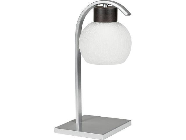 Lampa stołowa Bella wenge 1xE27 12110 Sigma