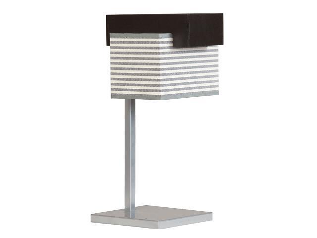 Lampa stołowa Fama paski 1xE27 12718 Sigma