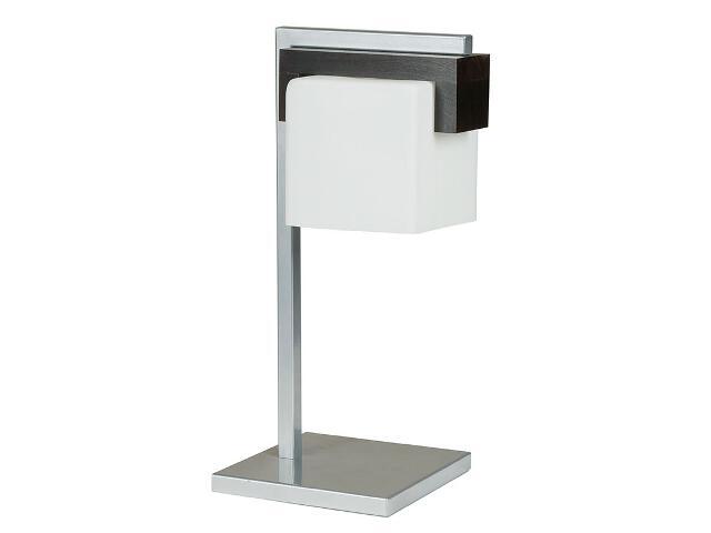 Lampa stołowa Tito biała 1xE27 12619 Sigma