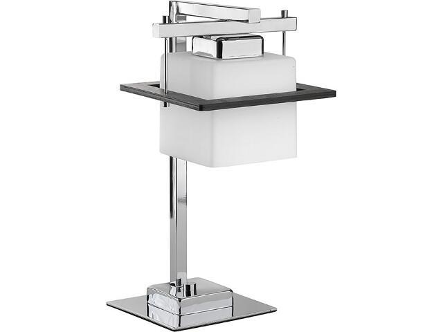 Lampa stołowa Delta chrom 1xE27 14910 Sigma