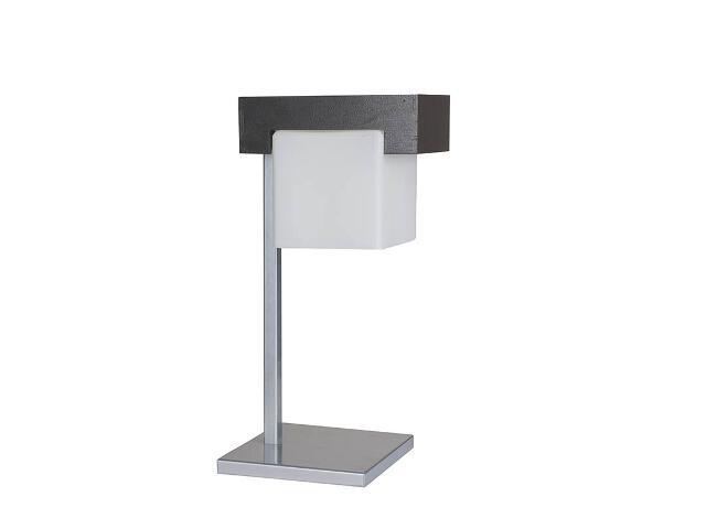 Lampa stołowa Klio 1xE27 biała 13319 Sigma