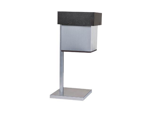 Lampa stołowa Silver 1xE27 13609 Sigma