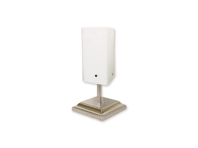 Lampa stołowa Kento 1-płomienna nikiel O1228/L1 NK Lemir