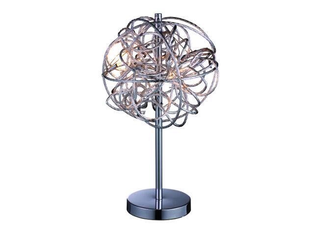 Lampa stołowa Metalic 3xG4 20W 998068 Reality