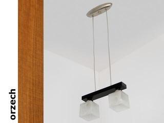 Lampa sufitowa ALHAMBRA CEO orzech 1154CEO Cleoni