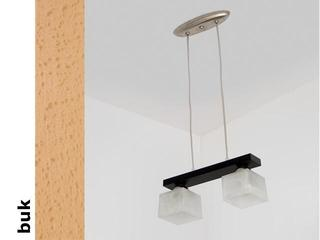 Lampa sufitowa ALHAMBRA CGB buk 1154CGB Cleoni