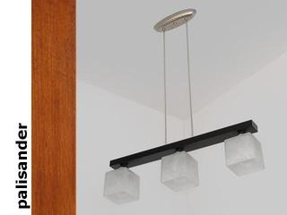 Lampa sufitowa ALHAMBRA DEP palisander 1154DEP Cleoni
