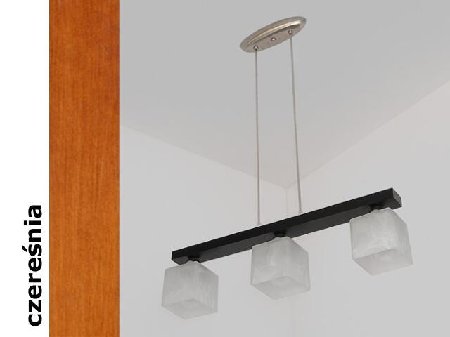 Lampa sufitowa ALHAMBRA DGC czereśnia 1154DGC Cleoni