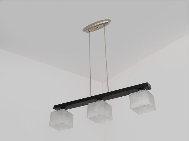 Lampa sufitowa ALHAMBRA DGVC wenge ciemna 1154DGVC Cleoni