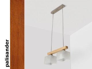 Lampa sufitowa ASTRA CEP palisander 1155CEP Cleoni