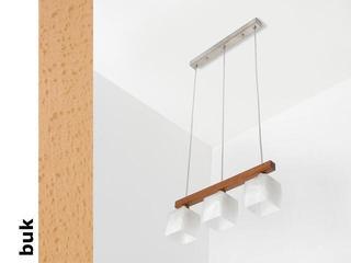 Lampa sufitowa ASTRA DEB buk 1155DEB Cleoni