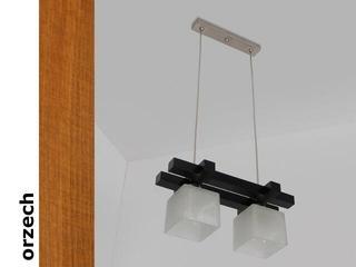 Lampa sufitowa AVEO CEO orzech 1156CEO Cleoni