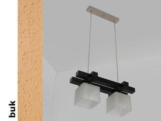 Lampa sufitowa AVEO CGB buk 1156CGB Cleoni