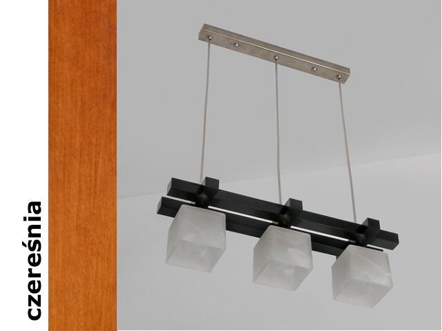 Lampa sufitowa AVEO DEC czereśnia 1156DEC Cleoni