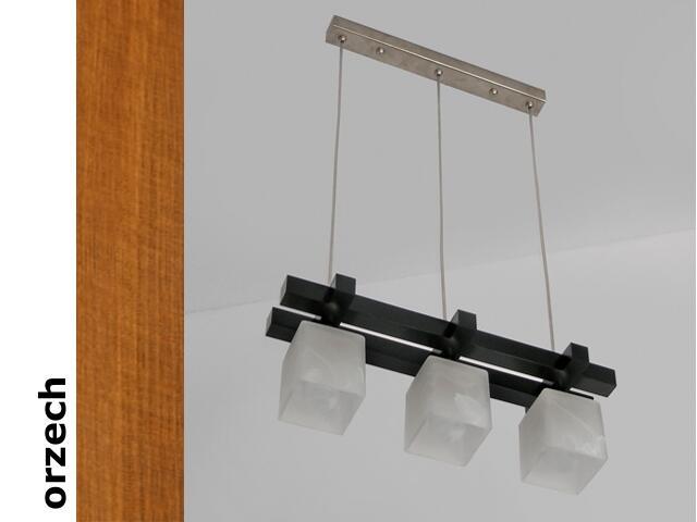 Lampa sufitowa AVEO DEO orzech 1156DEO Cleoni