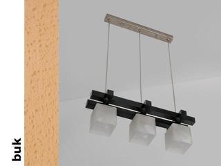 Lampa sufitowa AVEO DGB buk 1156DGB Cleoni
