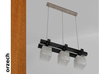Lampa sufitowa AVEO DGO orzech 1156DGO Cleoni