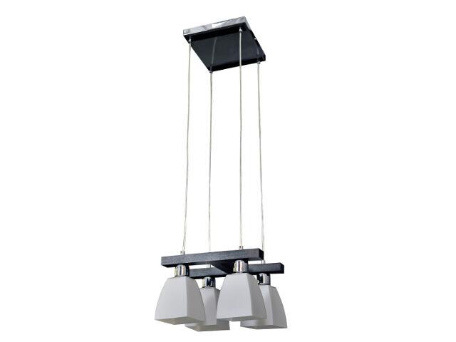 Lampa wisząca Beata 4-płomienna SR2010 F40 Lumen Light
