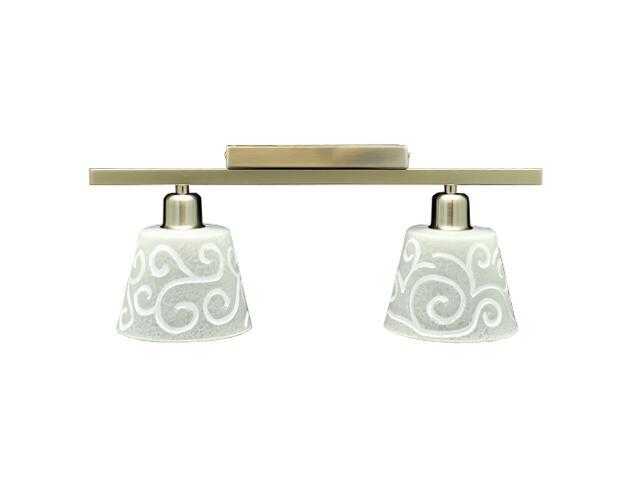 Lampa sufitowa Satin Ankara 222-135 2xE27 Lumen Light