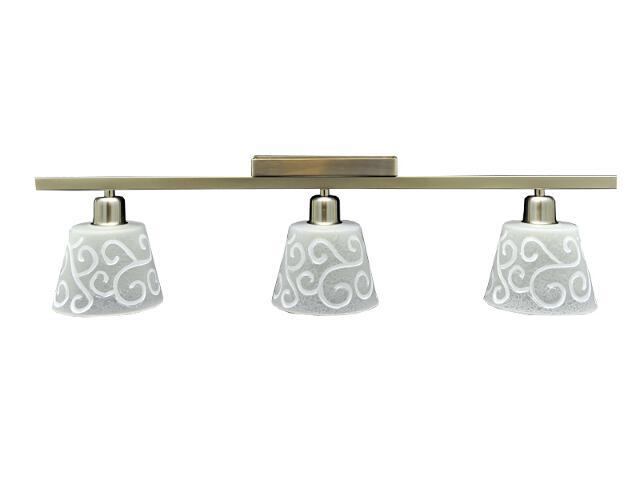 Lampa sufitowa Satin Ankara 232-135 3xE27 Lumen Light