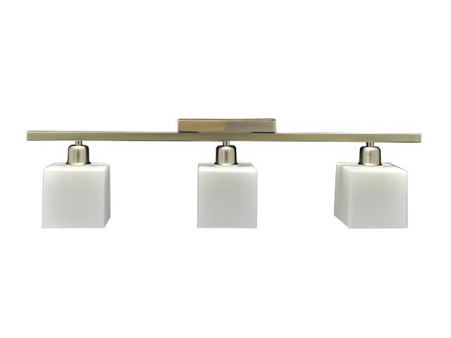 Lampa sufitowa Satin Cube 232-136 3xE27 Lumen Light