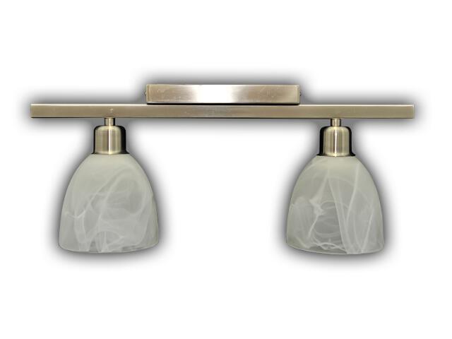 Lampa sufitowa Kuba 222-037 2xE27 Lumen Light