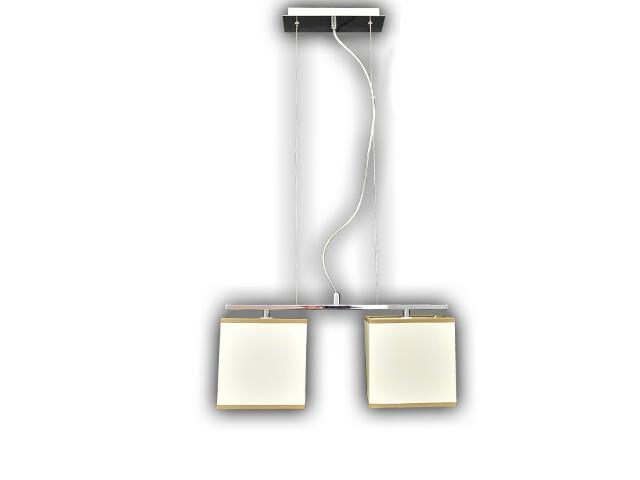Lampa sufitowa Valencja 322-038 2xE27 Lumen Light