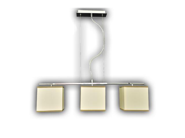 Lampa wisząca Adam 3-płomienna LPS001-16A Lumen Light