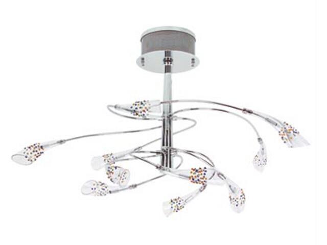 Lampa wisząca Gardola 10x20W G4 Paulmann