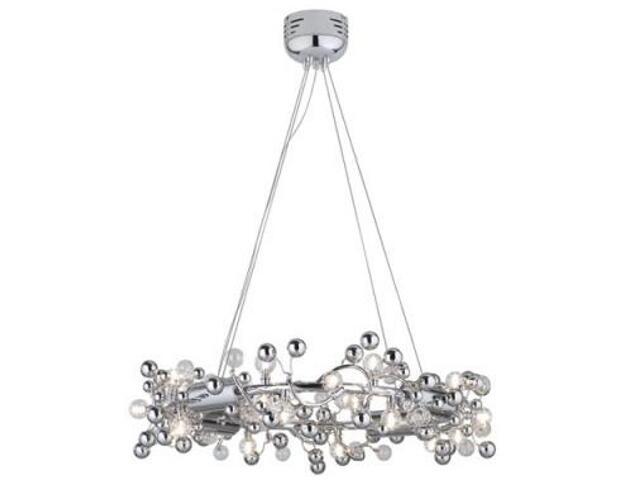 Lampa wisząca Sfera 20x10W G4 chrom Paulmann