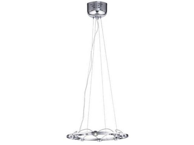Lampa sufitowa Scala 8x1W LED chrom Paulmann