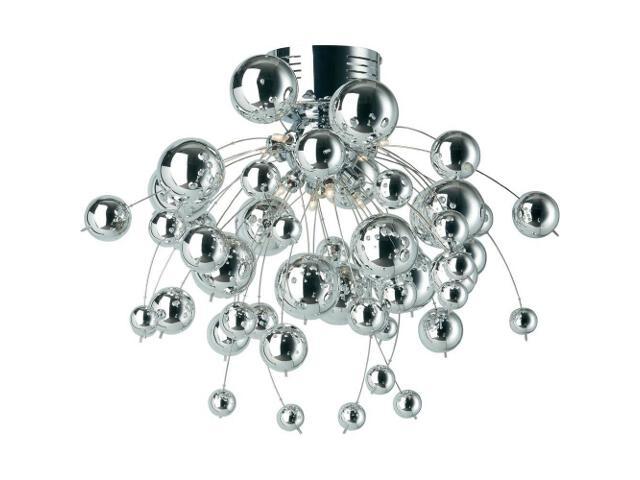 Lampa wisząca Chromium 8x20W G4 G77188/15 Brilliant