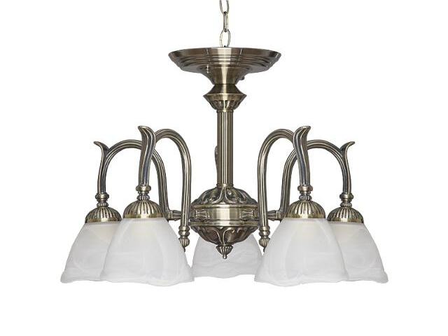 Lampa wisząca Barcelona 5xE27 60W 5084511 Spot-light