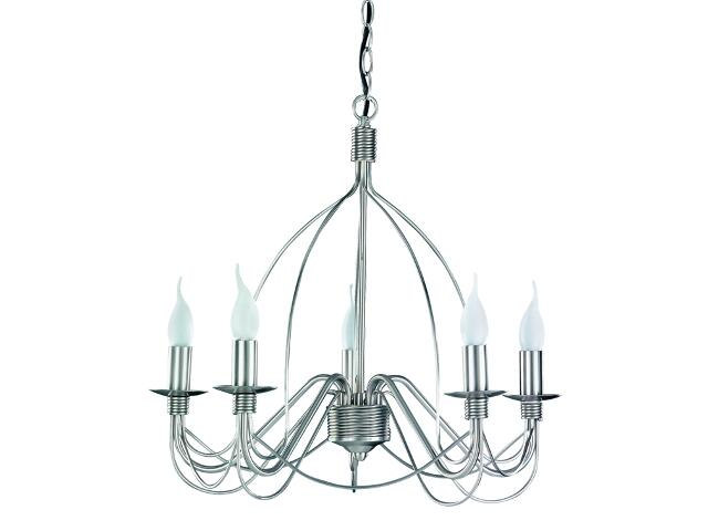 Lampa sufitowa Tiza 5xE14 40W R1196-07 Reality