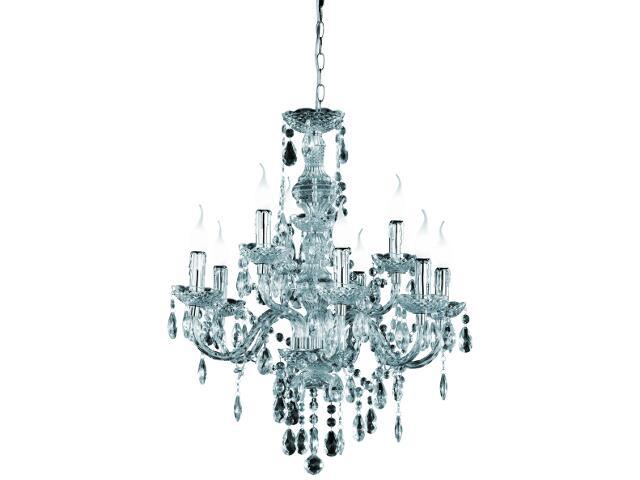 Lampa sufitowa Maria Teresa 9xE14 40W R1169-00 Reality
