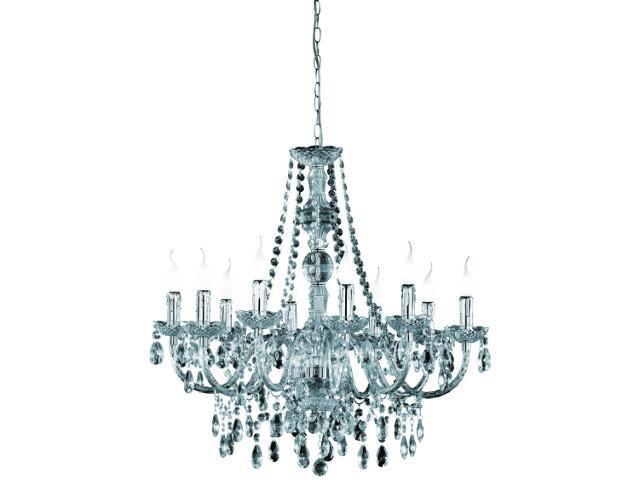 Lampa sufitowa Maria Teresa 10xE14 40W R1170-00 Reality