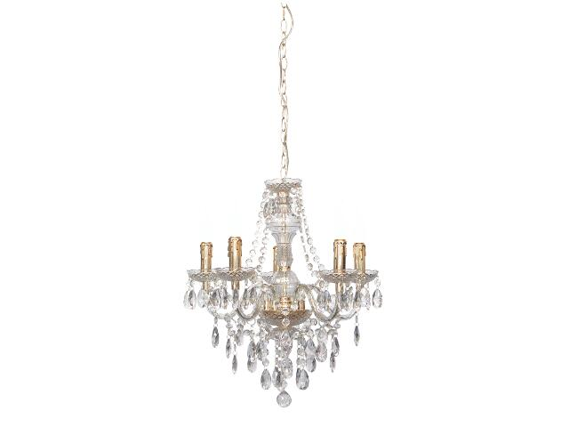 Lampa sufitowa Maria Teresa 5xE14 40W R1107-03 Reality