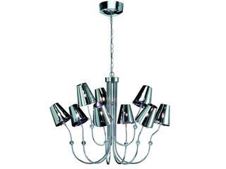 Lampa sufitowa Montreal 9xG4 20W 160010906 Reality