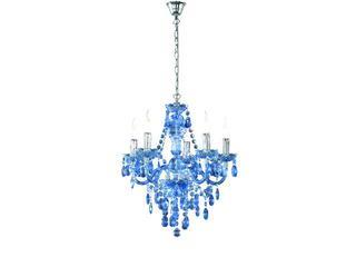 Lampa sufitowa Maria Teresa 5xE14 40W R1107-12 Reality