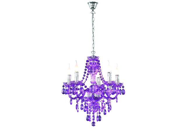 Lampa sufitowa Maria Teresa 5xE14 40W R1107-92 Reality