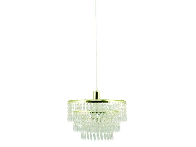 Lampa wisząca Fiumino 1xE27 60W R12471003 Reality
