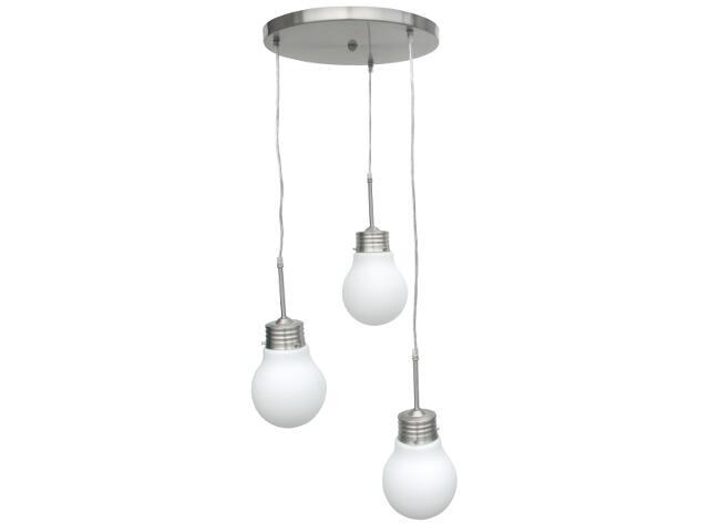 Lampa sufitowa Luce 3xE27 60W R34013007 Reality