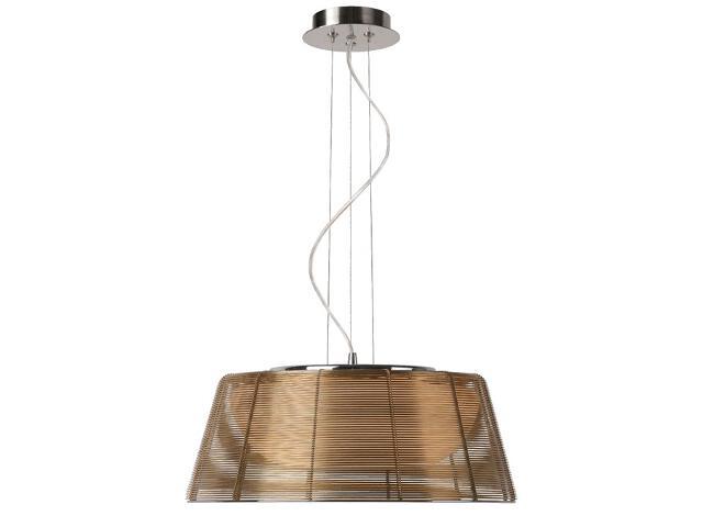 Lampa wisząca Vintage 3x60W E27 38402/39/42 Lucide