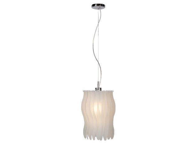Lampa wisząca White Flower 3x60W E27 70425/03/67 Lucide