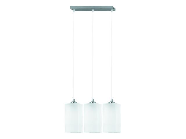 Lampa wisząca ICE 3xE27 60W 116 Alfa