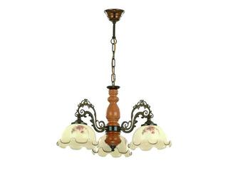 Lampa wisząca MEDALISTKA 3xE27 60W 300 Alfa
