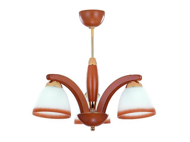 Lampa wisząca KOZIOŁEK 3xE27 60W 374 Alfa